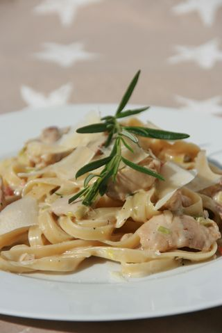 Photo - Chicken Fettuccine